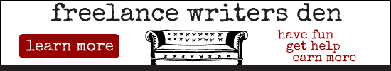 The Freelance Writers Den: Learn More