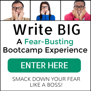 Write Big: A Fear-Busting Bootcamp Experience
