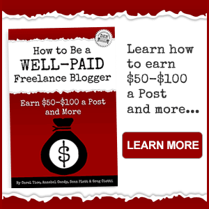 Be a WELL-PAID Blogger